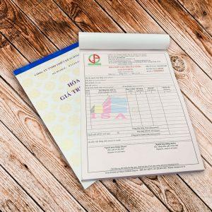 in hóa đơn cuốn